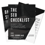 SEO Checklist Free Download from Sonfisher Web Studios