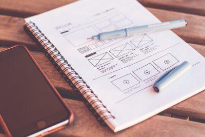 WordPress website design and development.